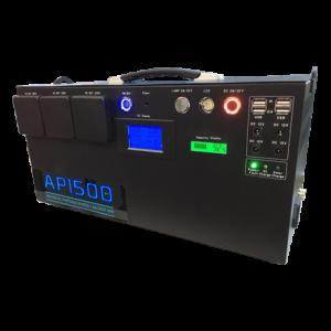 ARIGO Power AP1500 Side Front View