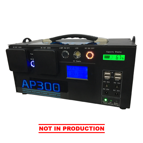 ARIGO Power AP300 Side Front View - Not in Production