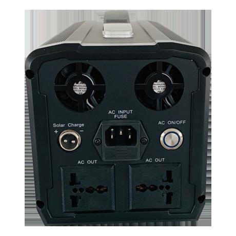ARIGO Power AP-M800 Back View
