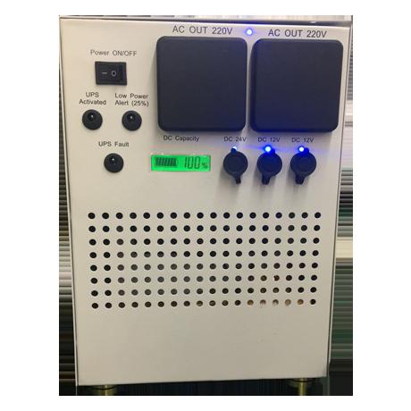 ARIGO Power Customized Solution 2 Front View