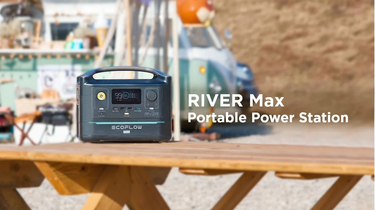 EcoFlow RIVER Max Portable Power Station